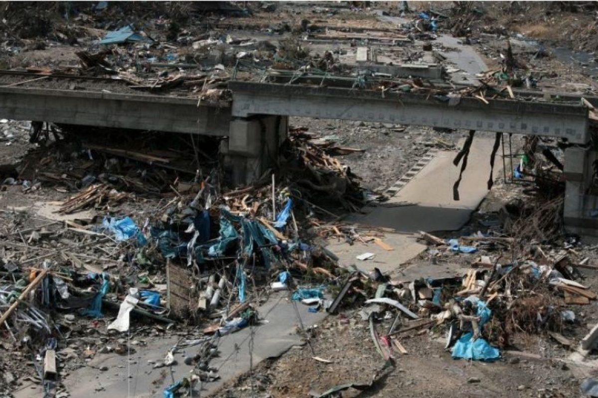 Dos días antes hubo un terremoto grande, pero que no pasó a mayores Foto:Getty Images. Imagen Por: