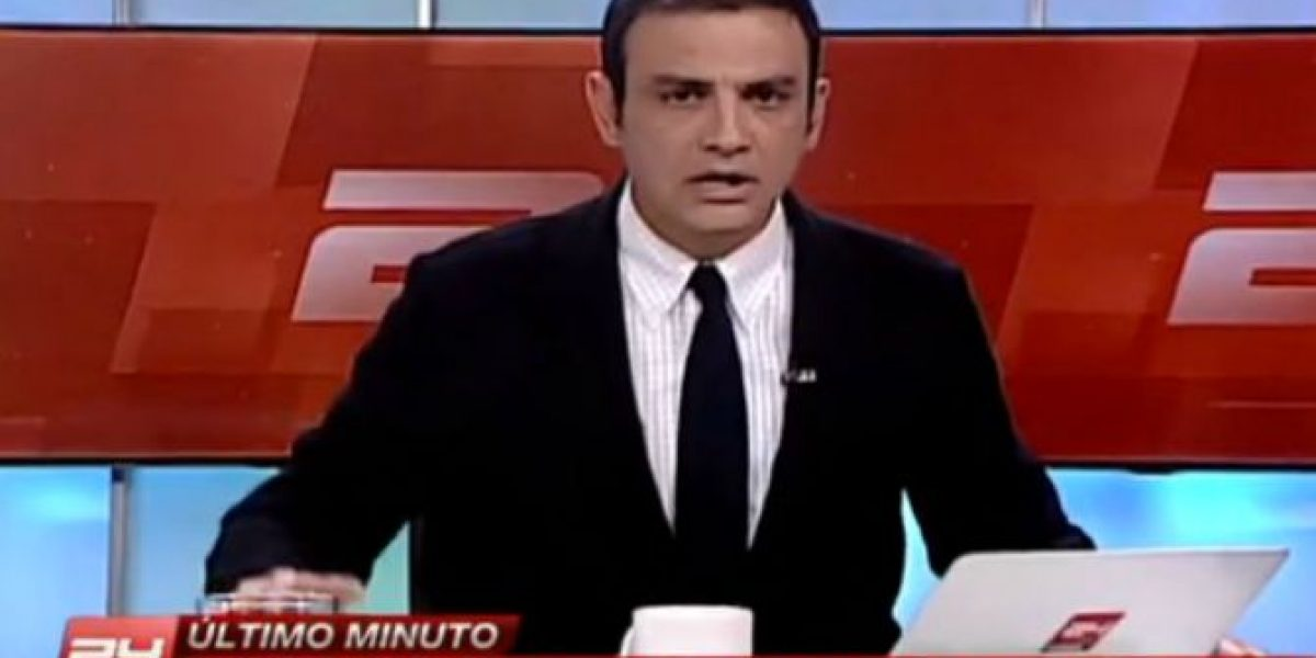 Terremoto encendió los televisores: rating superó el 60%