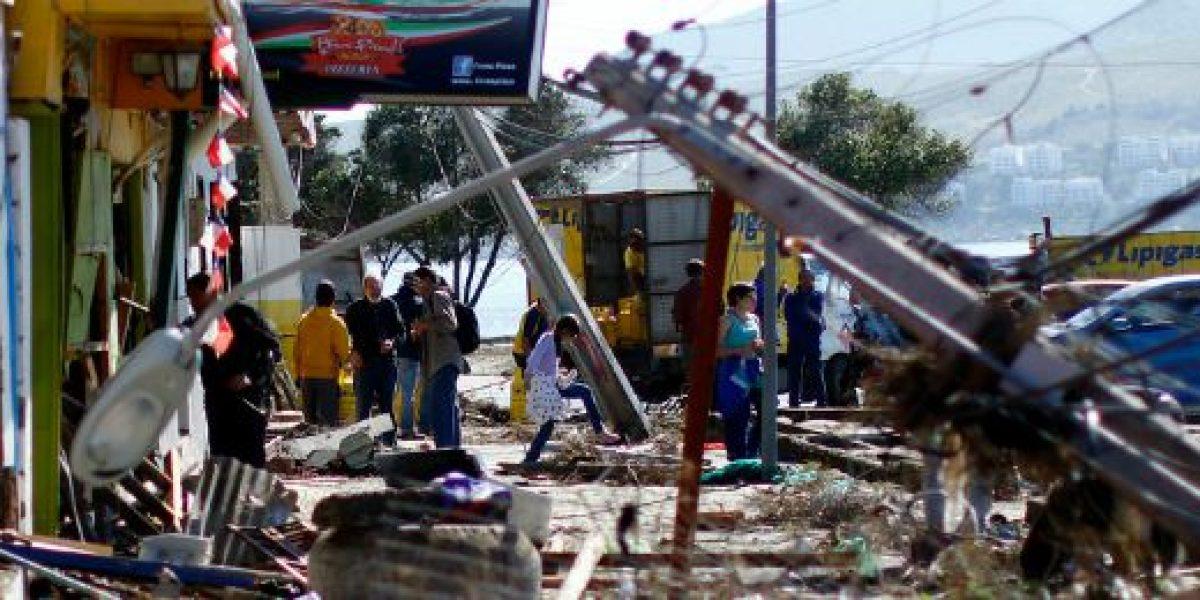 Terremoto 8.4: 26,3% de cajeros en región de Coquimbo está inhabilitado