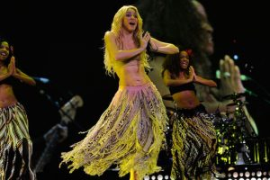 Su nombre completo es Shakira Isabel Mebarak Ripoll. Foto:Getty Images. Imagen Por: