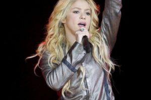 Shakira ya consiguió cerca de 30 discos de oro y 55 de platino con las ventas de millones de copias de sus discos en todo el mundo. Foto:Getty Images. Imagen Por: