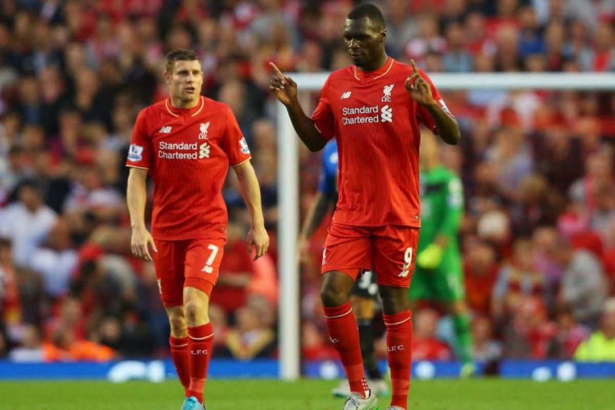 Liverpool Foto:Getty Images. Imagen Por: