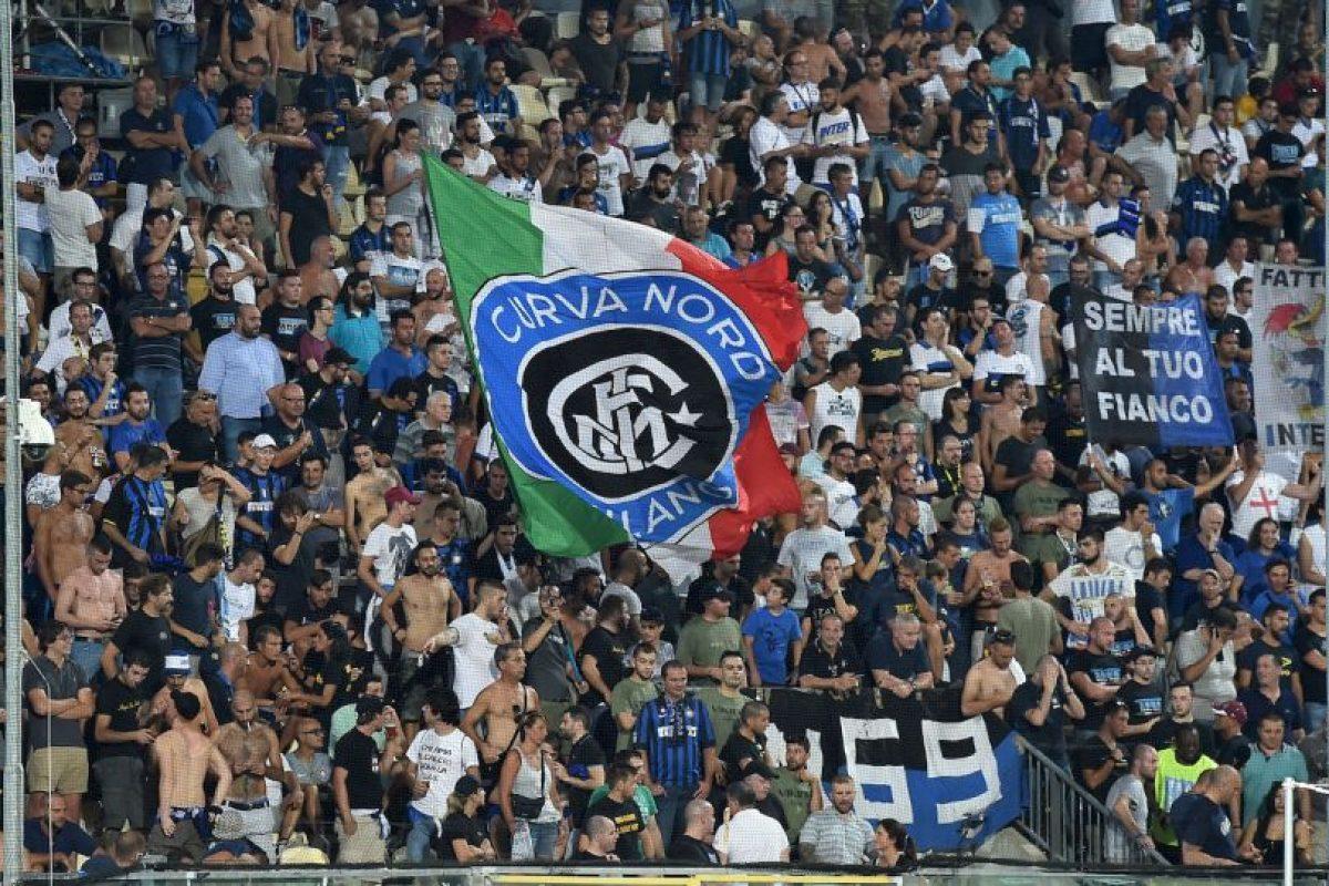 El equipo italiano, único de la Serie A en la lista, cuenta con 105 mil socios Foto:Getty Images. Imagen Por: