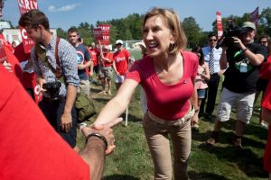 Carly Fiorina, exCEO de H&P Foto: Getty Images. Imagen Por: