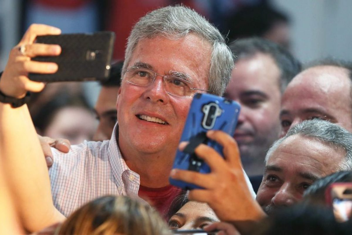 Jeb Bush, exgobernador de Florida Foto: Getty Images. Imagen Por: