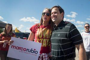Marco Rubio, senador Foto:Getty Images. Imagen Por: