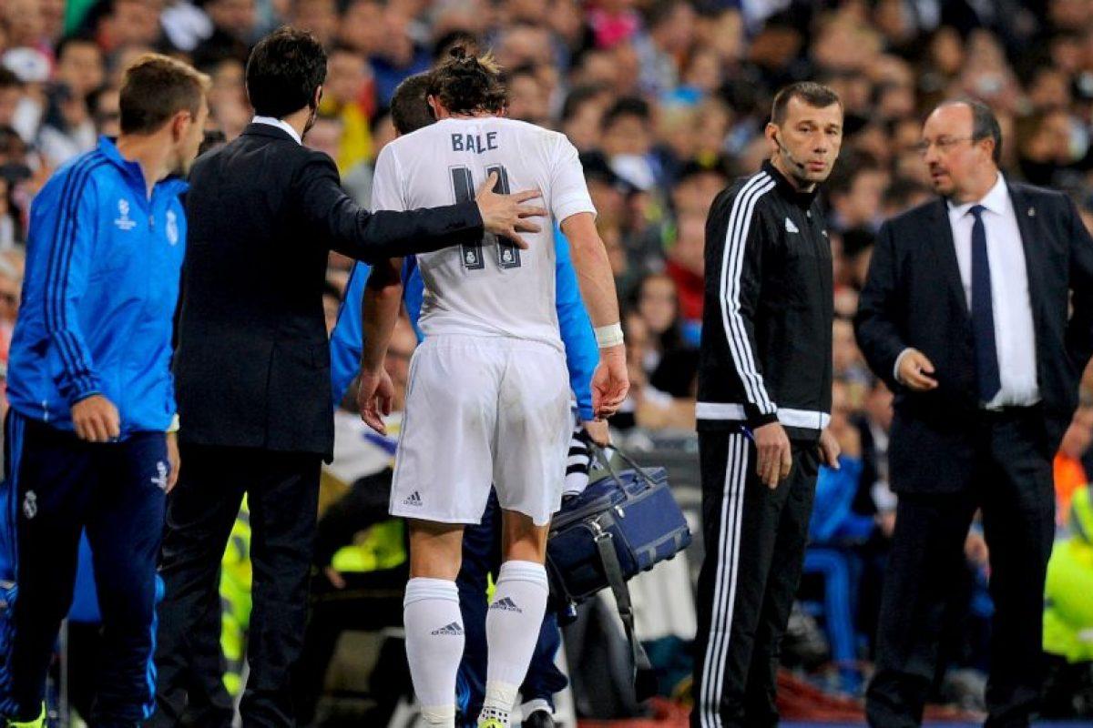 Se espera que vuelva para el derbi de Madrid ante el Atlético Foto:Getty Images. Imagen Por: