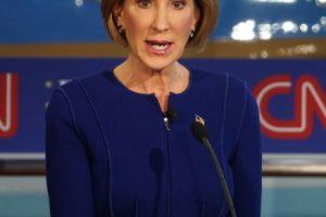 2. Fue la primera mujer en dirigir una empresa de Fortune 50. Foto:Getty Images. Imagen Por:
