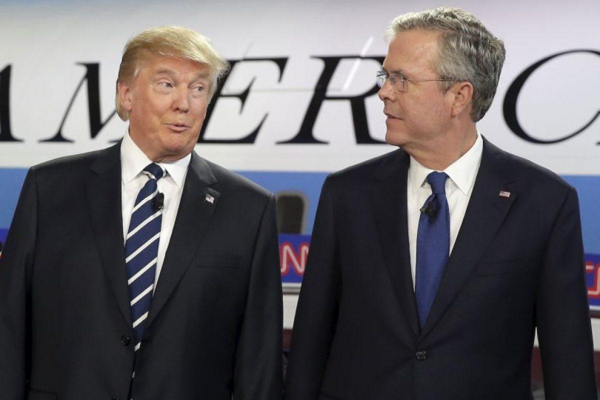 """""""Sabré más del mundo cuando sea presidente"""" Foto:AP. Imagen Por:"""