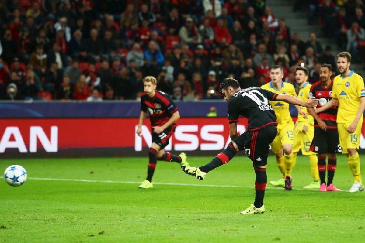 El alemán del Bayer Leverkusen lidera la lista Foto:Getty Images. Imagen Por:
