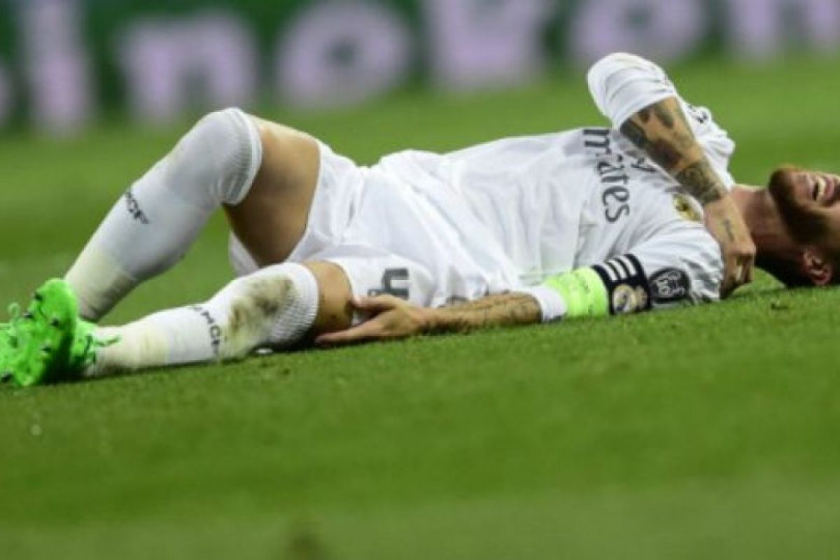 Sufrió una luxación en el hombro izquierdo y estará alejado de las canchas por dos semanas Foto:Getty Images. Imagen Por:
