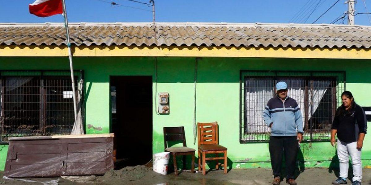 Último balance: hay 616 albergados y 96.705 clientes sin luz en todo Chile