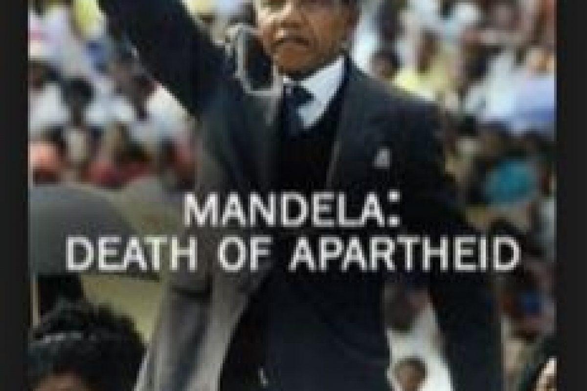 Este documental analiza las negociaciones secretas entre Nelson Mandela y el gobierno del apartheid para establecer las elecciones libres en Sudáfrica Foto:BBC. Imagen Por:
