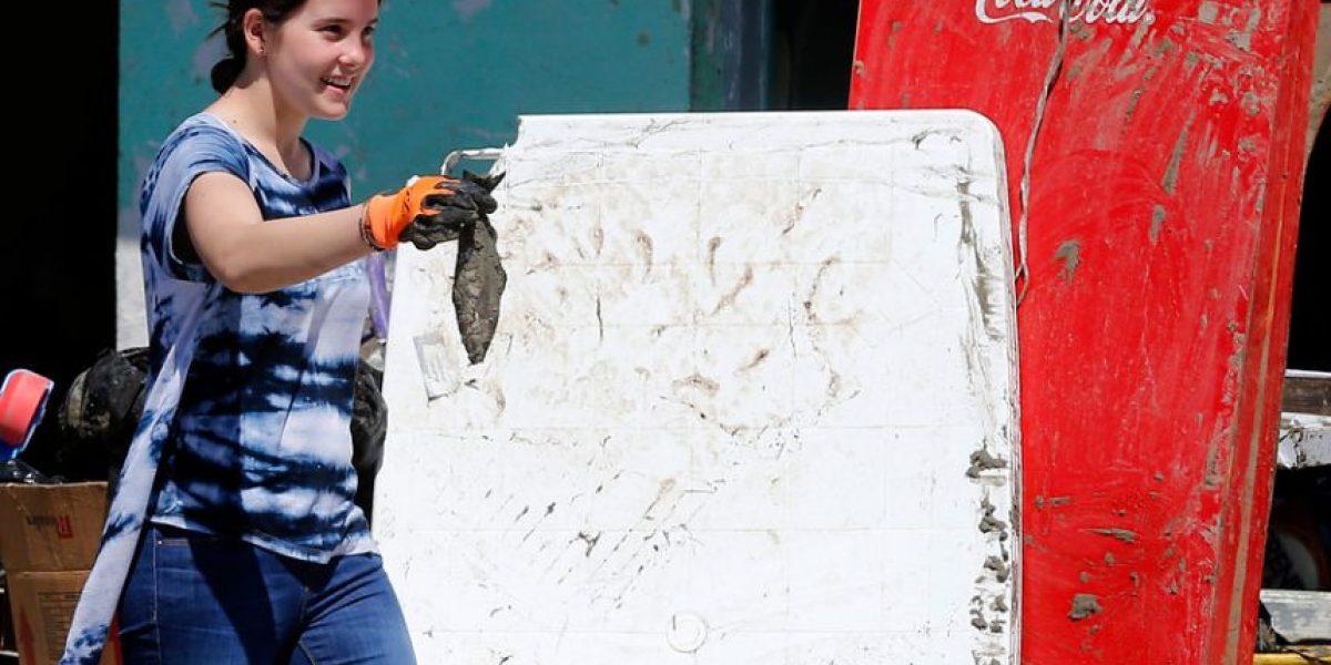 Impactante: este es el desastre que dejó tsunami en Tongoy