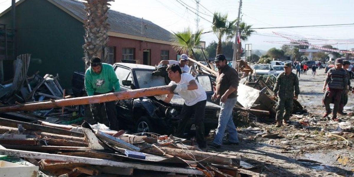 """Promotora de la ONU dice que """"Chile no está preparado para un terremoto"""""""