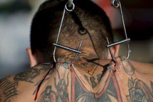 Festival de tatuajes en Colombia Foto:AFP. Imagen Por: