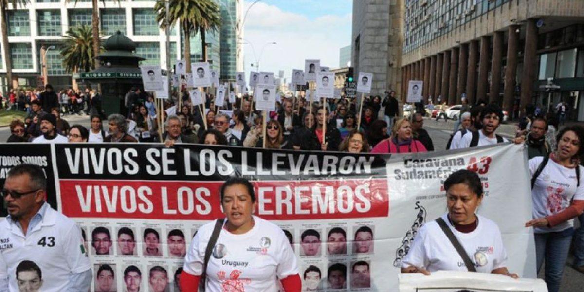 México detiene a presunto narco clave en desaparición de 43 estudiantes