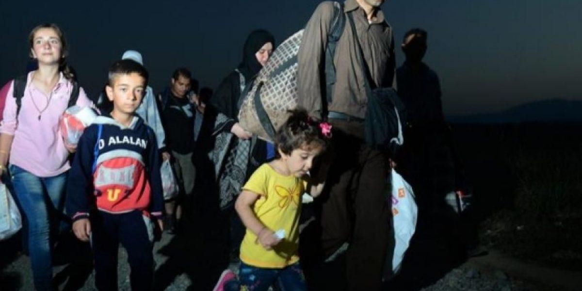Croacia cierra la frontera tras recibir a 11.000 refugiados en dos días
