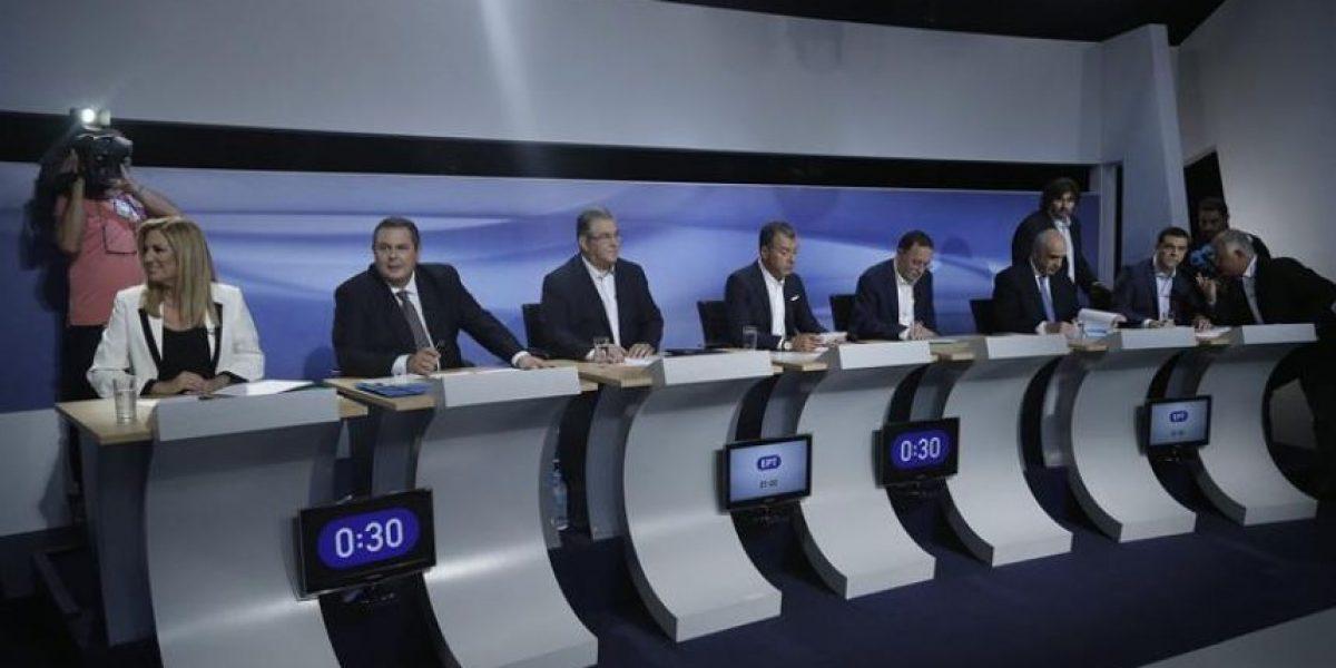 Las elecciones griegas se presentan como las más reñidas en más de una década