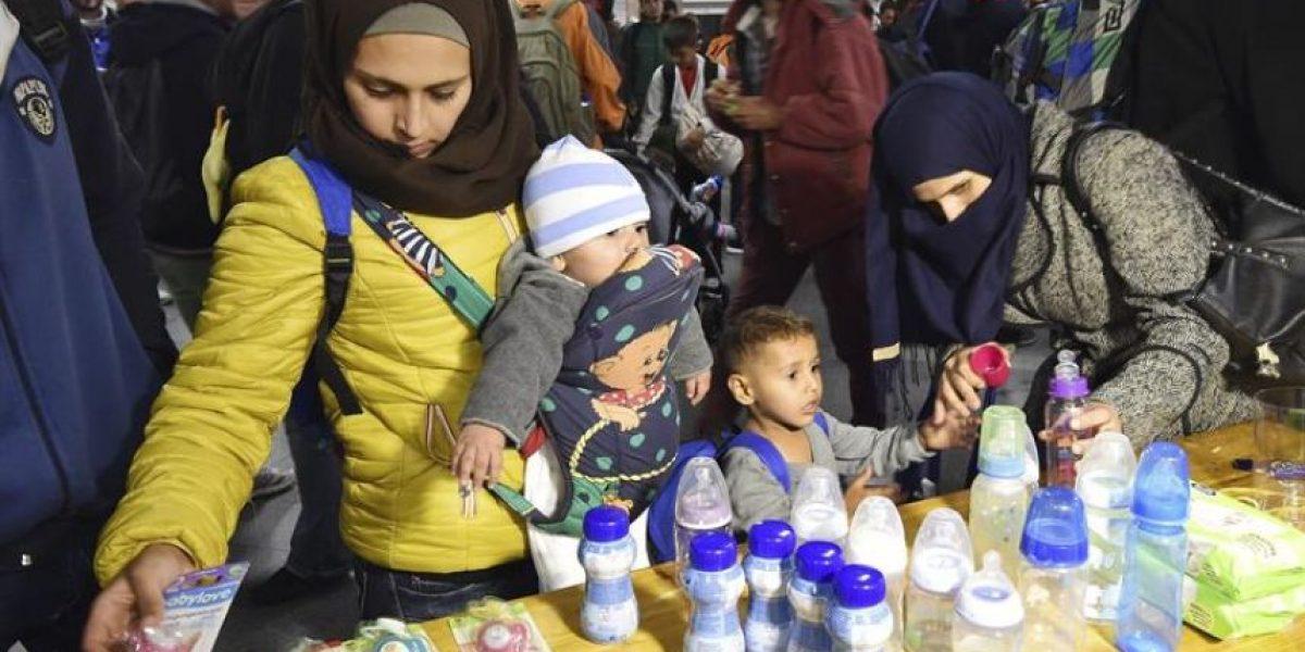 Berlín amenaza con votación en la UE para obligar a países aceptar cuotas de refugiados