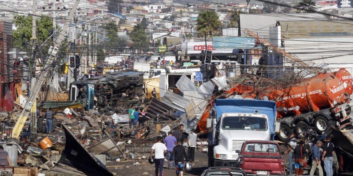 Terremoto: 40 mil hogares se mantienen sin suministro eléctrico en Coquimbo