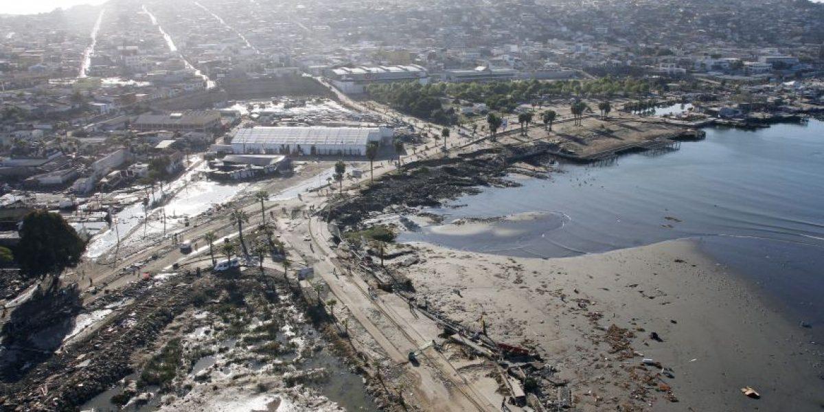 Sernageomin y terremoto: tranques de relaves mineros no sufrieron daños