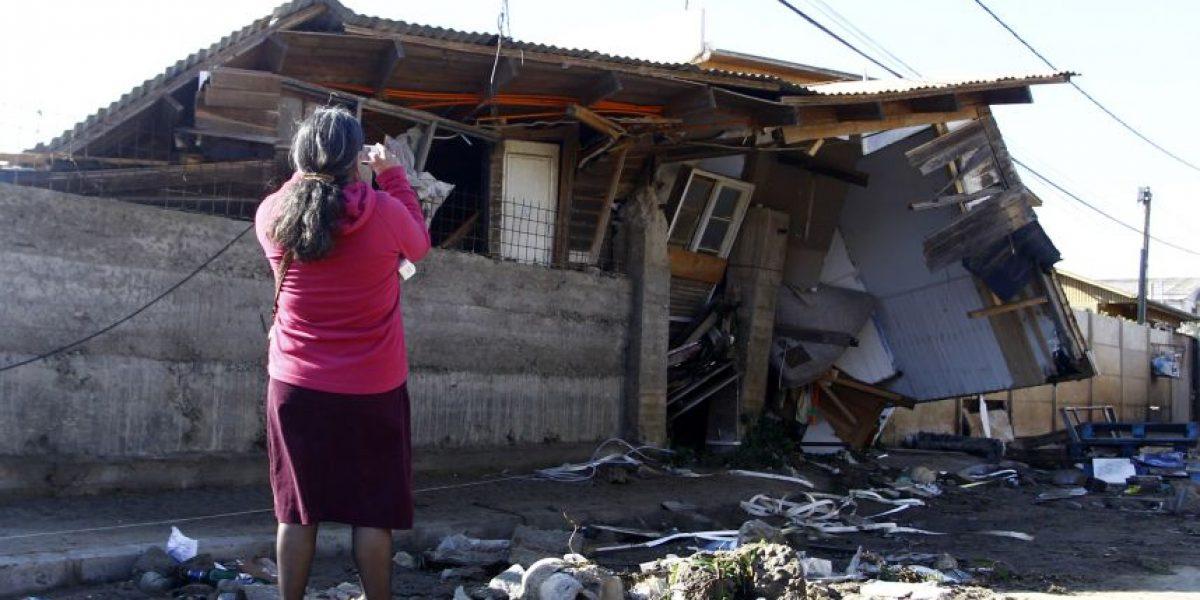 Gobierno encuestará a damnificados tras terremoto con nueva Ficha Básica de Emergencia