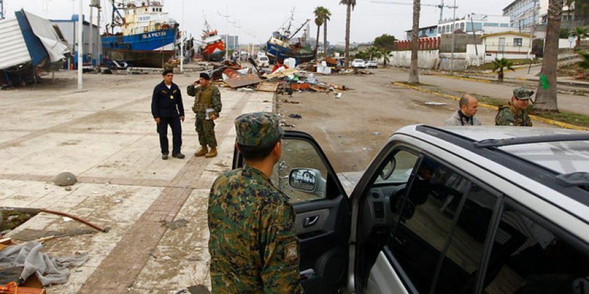 Se elevan a 13 las víctimas fatales por terremoto en el norte