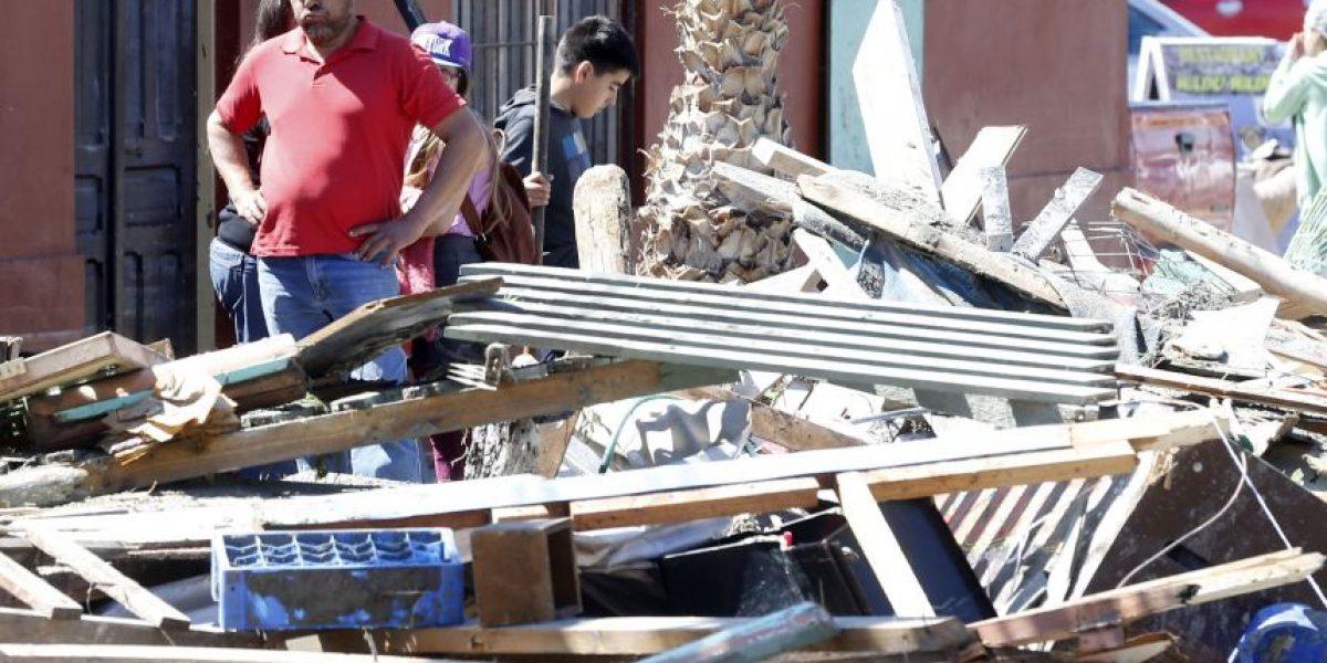 Balance: terremoto dejó 12 fallecidos y hay cinco desaparecidos