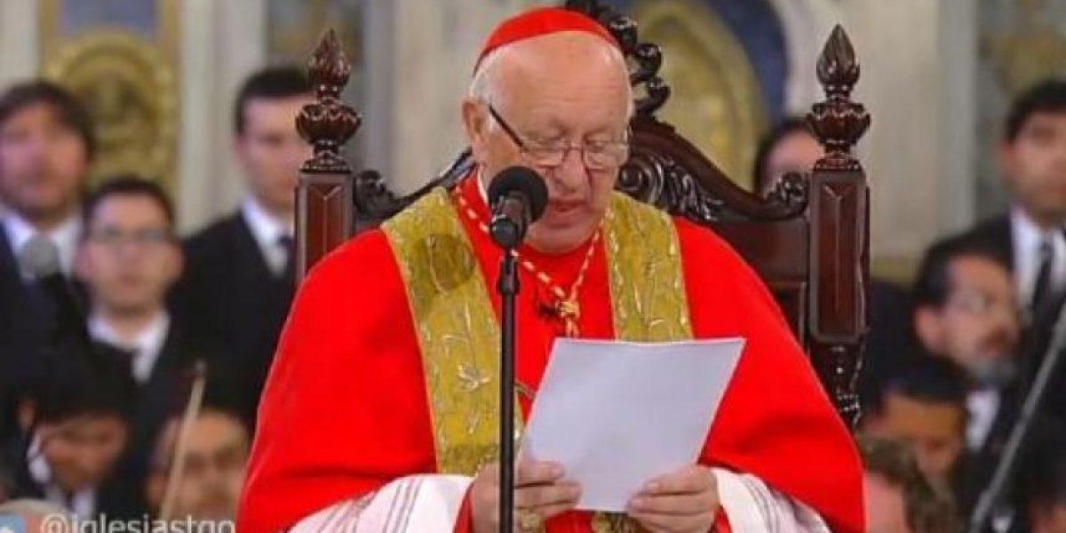 Cardenal Ezzati: