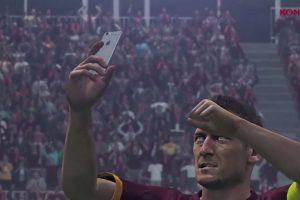 Francesco Totti en el PES 2016. Foto:Twitter. Imagen Por: