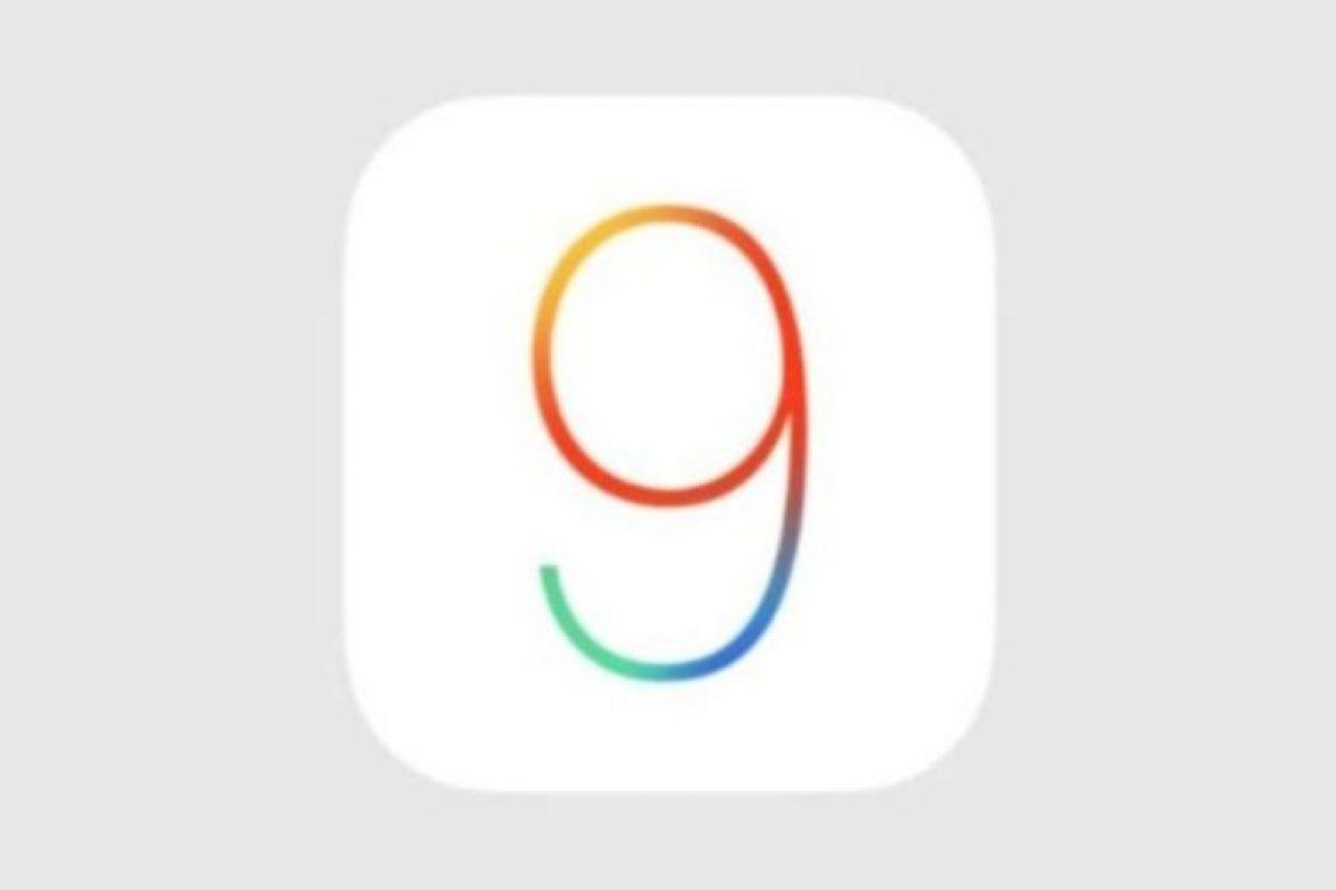 Apple quiere darle más privacidad a sus usuarios con iOS 9. Foto:Apple. Imagen Por:
