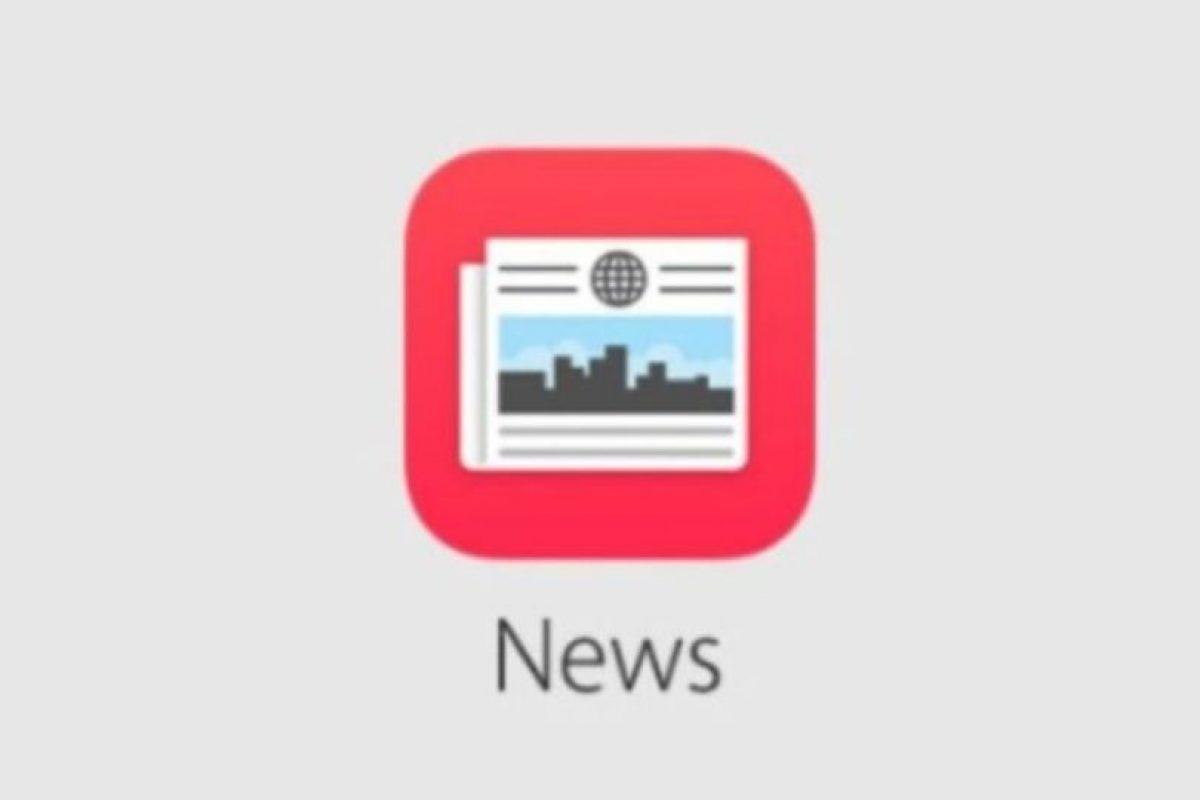 News: aplicación para leer artículos y noticias al instante. Foto:Apple. Imagen Por: