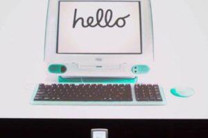 Terminando con el lanzamiento de la iMac en 1998. Foto:Universal Pictures. Imagen Por: