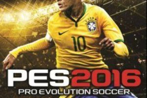"""Portada """"PES 2016"""" para PC. Foto:Konami. Imagen Por:"""