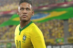 El brasileño es la estrella del videojuego. Foto:Konami. Imagen Por: