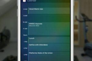 La nueva fuente San Francisco, que fue estrenada en el Apple Watch, se agregó para iPhone y iPad como la escritura por defecto. Foto:Apple. Imagen Por: