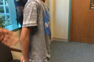 La detención se dio el 16 de septiembre Foto:Twitter.com – Archivo. Imagen Por: