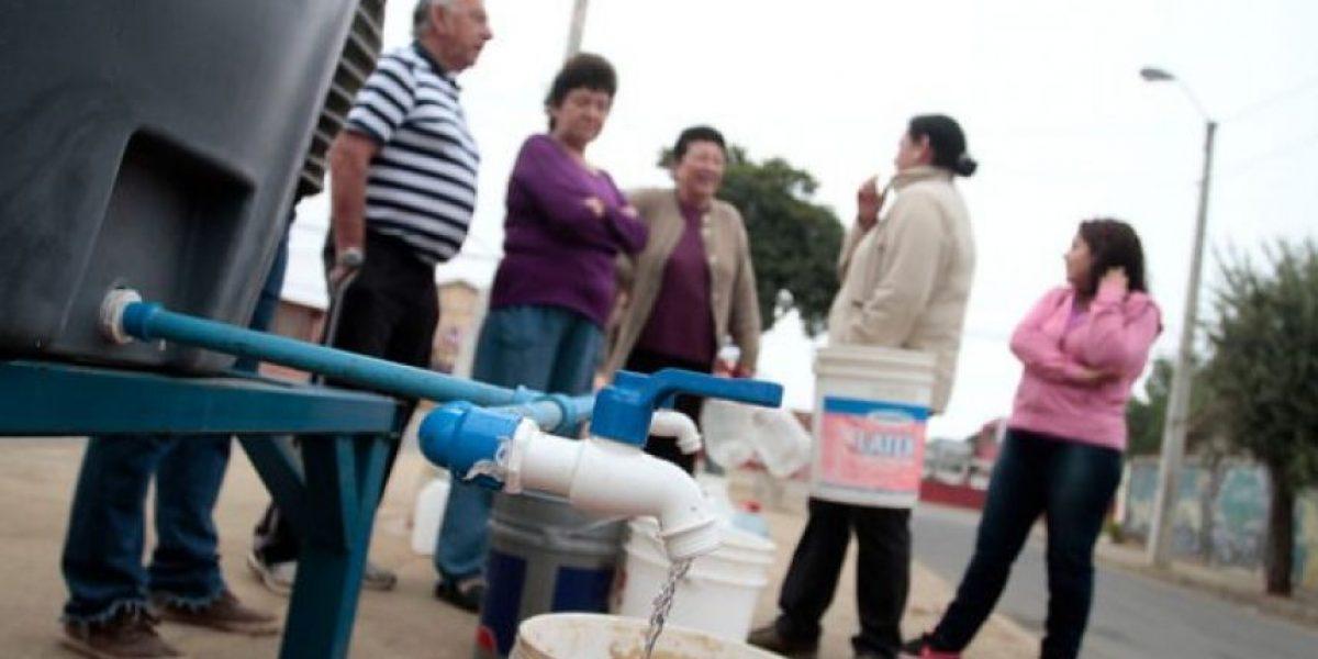 Ministerio de Salud entrega recomendaciones para zonas sin suministro de agua