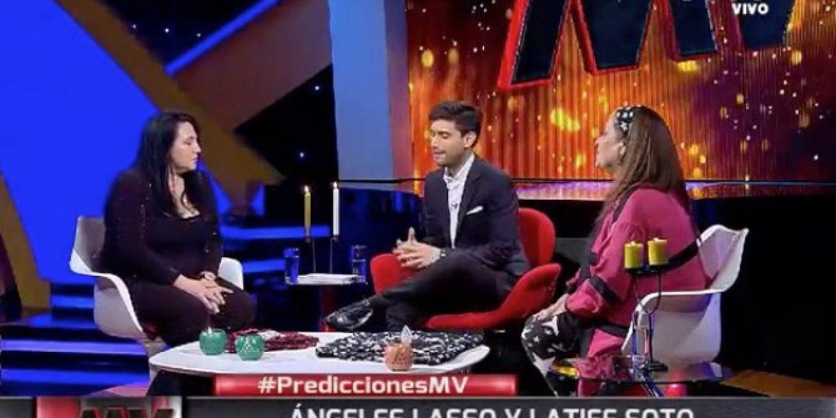 Las predicciones de Latife Soto y Ángeles Lasso que impactaron a Chile