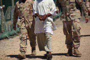 Los primeros prisioneros llegaron el 11 de enero de 2002 Foto:Getty Images. Imagen Por:
