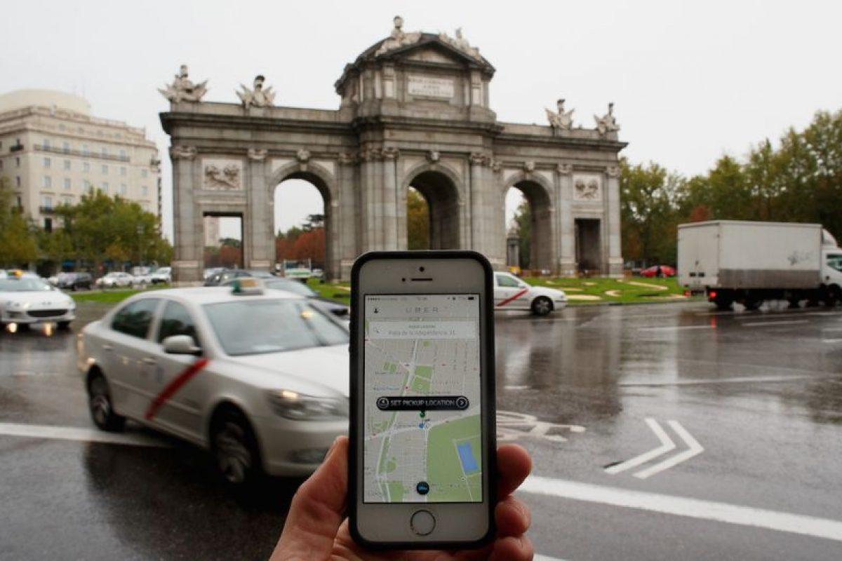10) En horas de tráfico alto, la tarifa se incrementa aunque ustedes deciden si la aceptan o esperan a que baje el precio. Foto:Getty Images. Imagen Por: