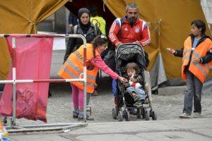 La mayoría de los refugiados buscan llegar a Alemania. Foto:Getty Images. Imagen Por: