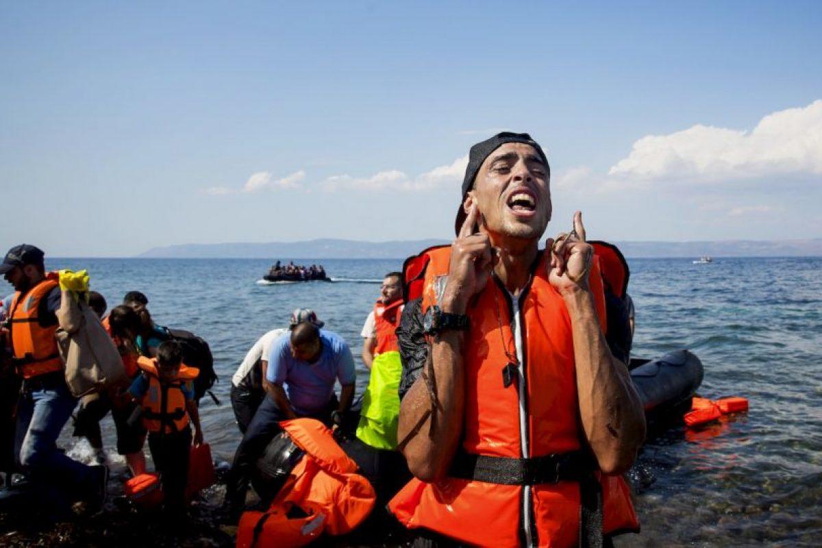 Estos han recibido golpes y les han lanzado gases lacrimógenos. Foto:Getty Images. Imagen Por: