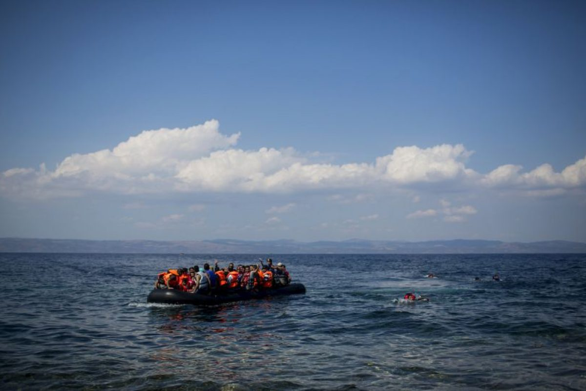 Ante el cierre de fronteras los refugiados han comenzado a llegar a Croacia. Foto:Getty Images. Imagen Por:
