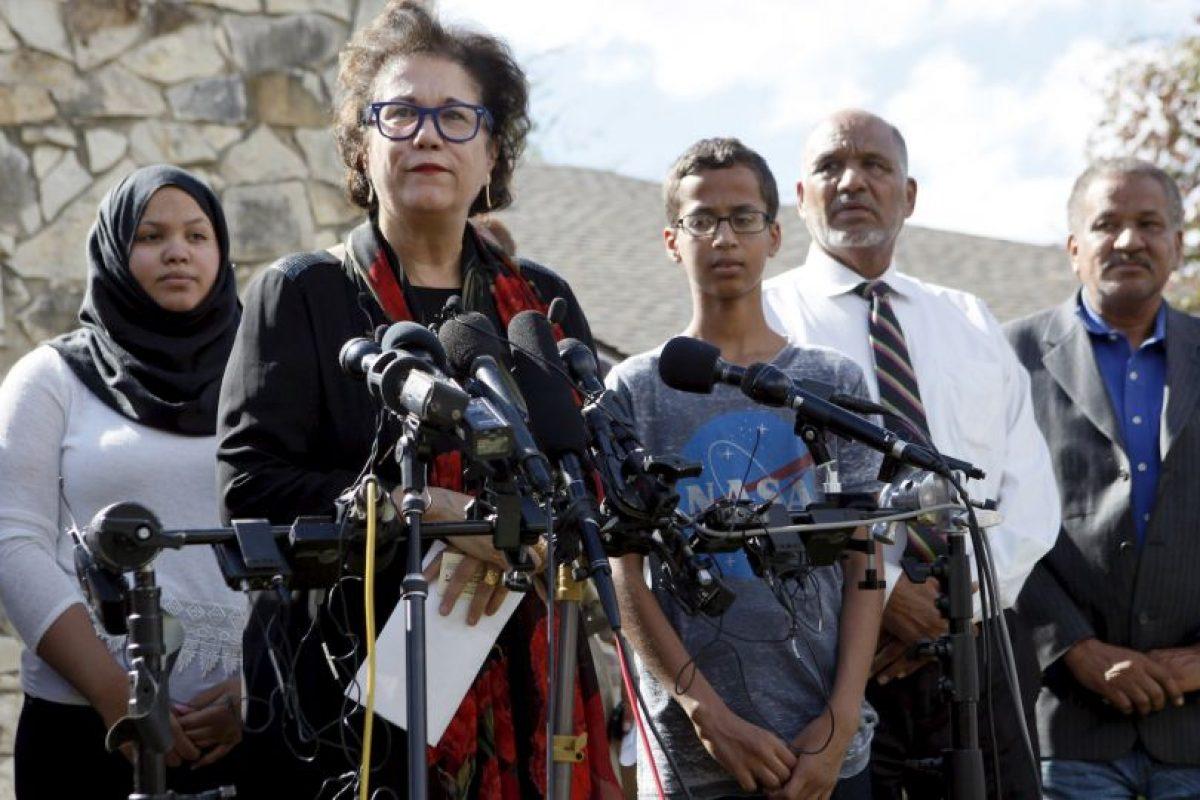 Ahmed dijo que su sueño es estudiar en el Instituto Tecnológico de Massachusetts (MIT) Foto:Getty Images. Imagen Por: