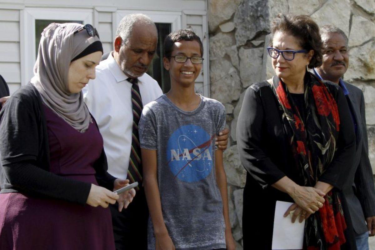 El presidente Barack Obama lo invitó a visitar la Casa Blanca Foto:Getty Images. Imagen Por: