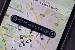 15) Con un código personal, pueden recomendar la app a sus amigos y obtener ambos viajes gratis. Foto:Getty Images. Imagen Por: