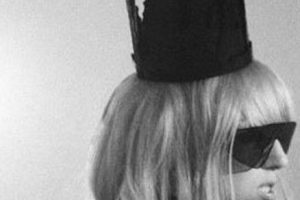 Acá, Lady Gaga. Foto:vía Lady Gaga/VEVO. Imagen Por: