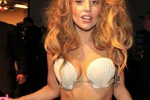 De Lady Gaga se burlaron por esto. Foto:vía Getty Images. Imagen Por: